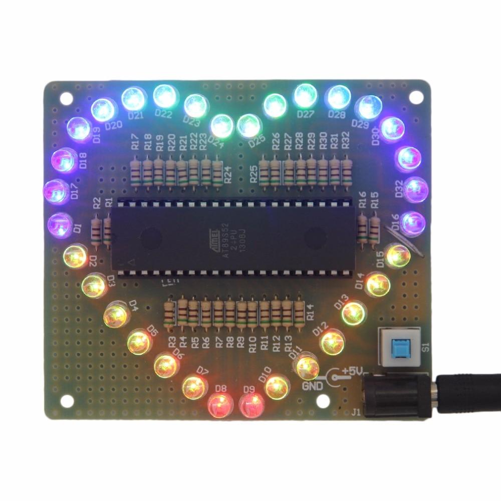 The Flashing Heart Circuit