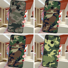 Army Camouflage For Huawei P8 P10 P20 P30 Mate 10 20 Honor 8 8X 8C 9 V20 20i 10 Lite Plus Pro Case Cover Coque Etui Funda Capa marvel luxury for huawei p8 p10 p20 p30 mate 10 20 honor 8 8x 8c 9 v20 20i 10 lite plus pro case cover coque etui funda capa