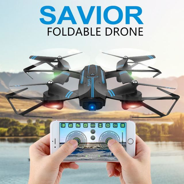 8809 Drone Selfie Drone Professional Helicopter Wifi Phone Control RC Quadcopter Foldable Drones with Camera HD vs xs809hw JY018