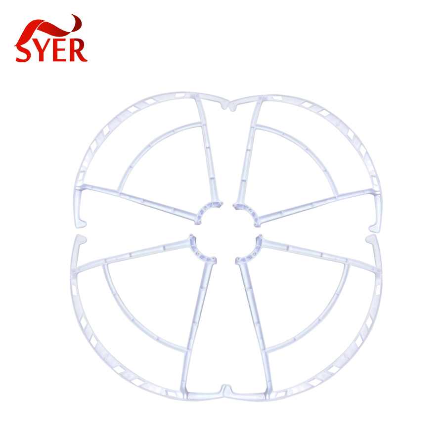 Protection ring For Syma X54HC X54HW RC Quadcopter Drone Spare Parts syma x54hw x54hc quadcopter rc drone spare parts 1cw 1ccw engines motor 2cw 2ccw propeller blade set