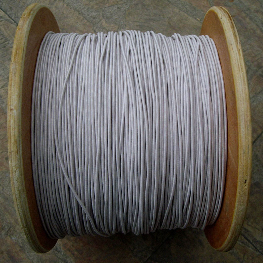 цена на 0.1x1300 shares Litz wire multi-strand polyester silk envelope yarn envelope 1 meter 5m 10m