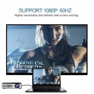 Image 4 - QGeeM VGA vers HDMI convertisseur adaptateur 1080P VGA HDMI adaptateur pour ordinateur portable vers HDTV projecteur vidéo Audio convertisseur