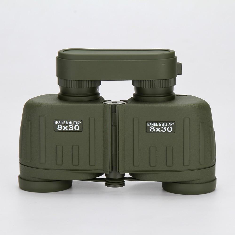 Здесь продается  HUANDEE Military 8X30 Hunting Binocular Telescope waterproof shockproof Nitrogen filled binoculars scope with rangefinder  Спорт и развлечения