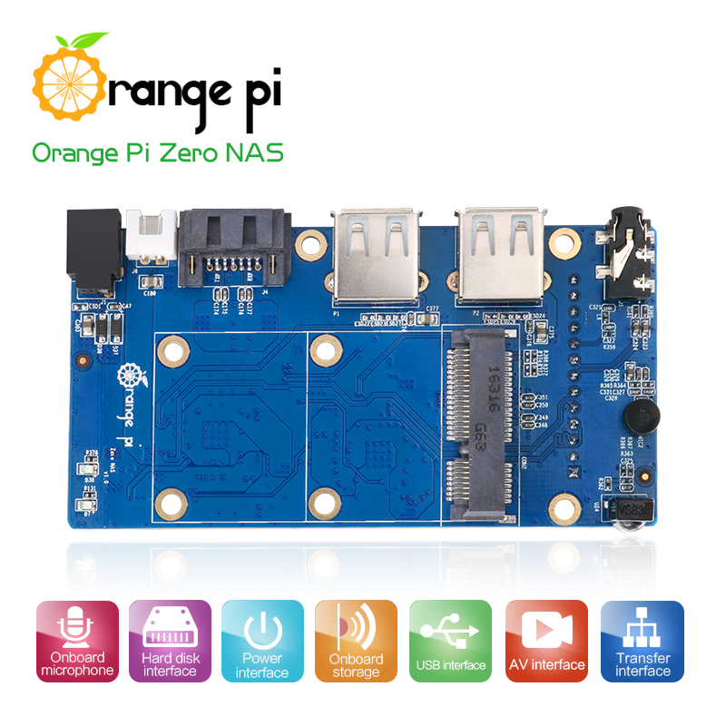 Orange Pi NAS Плата расширения интерфейсная плата макетная плата за пределами Raspberry Pi
