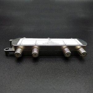 Image 3 - Heißer 6 Weg Ports Satellite TV Antenne Signal Splitter 5 2400MHz 6 Ausgänge 6 Way Satelliten TV Empfänger für SATV/CATV Großhandel
