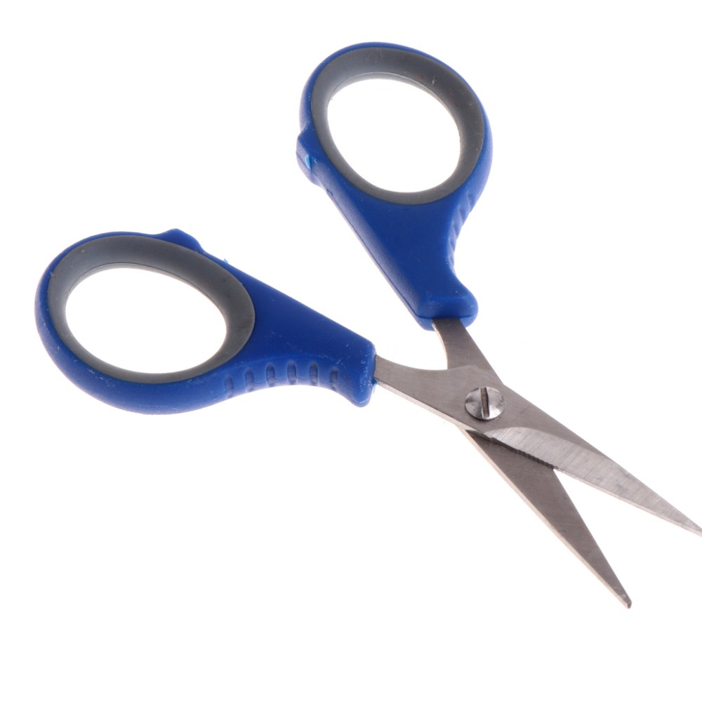 Fishing Scissors Stainless Steel Line Cutter With Hook Remover Fish Accessories