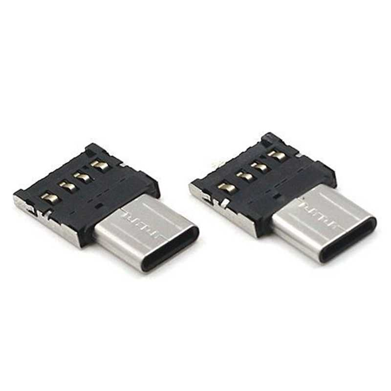 USB 3.1 نوع-C USB-C موصل نوع C الذكور إلى USB أنثى وتغ محول محول لالروبوت هاتف تابلت فلاش محرك U القرص