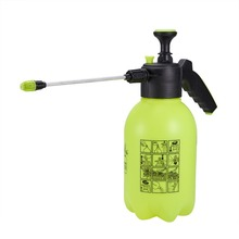 2L Car Cleaning Water Spray Pressure Sprayer Bottle  Multi-Purpose Sprayer Garden Hand Pressed Watering Pot With Extended Wand