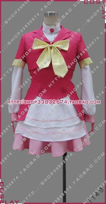 AKB0048 Postgraduate Nagisa Motomiya Cosplay Costume Custom Any Size 1148