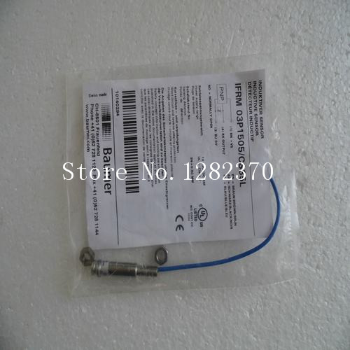 [SA] New original authentic special sales proximity switch Baumer IFRM 03P1505 / CS35L spot