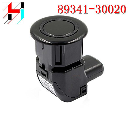 (10pcs) Car Reverse Sensors For Lexus IS250 ALE20 GSE20 GSE22 Toyota Crown Majesta Black White Silver 89341-30020 8934130020
