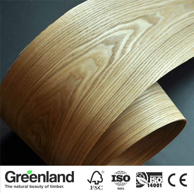 Chinese Ash(Q.C) Wood Veneers Size 250x20 Cm Table Veneer Flooring DIY Furniture Natural Material Bedroom Chair Table Skin