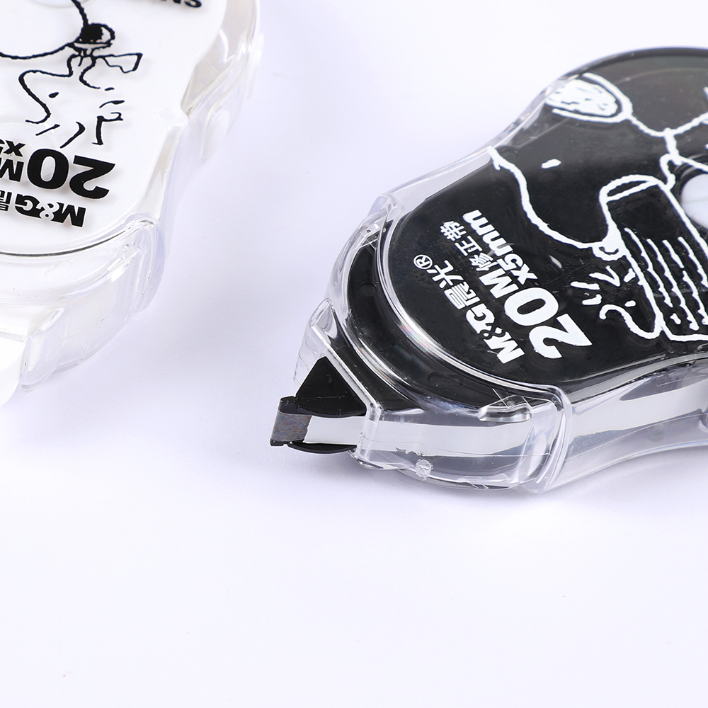 1pc Cute Cartoon  5mmX20m High-capacity Correction Tape For Kids School Supplies Stationery Store Kawaii
