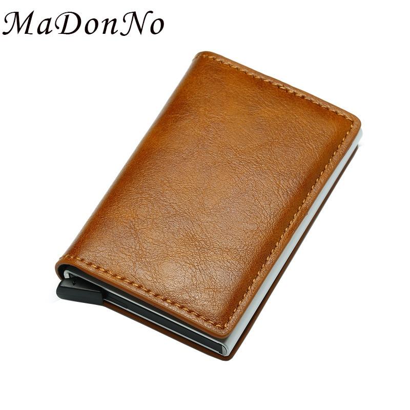 Wallet Men Long Wallet Thin Male Money Purses Flip Up Id Credit Card Holder Blue