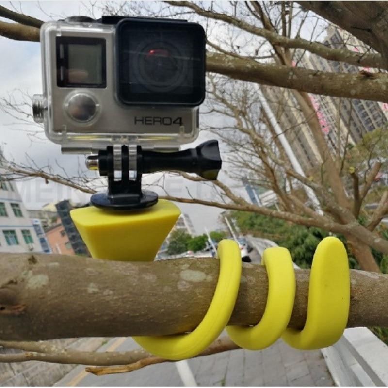 SELFIE SNAKE wholesale Banana-Pod-Flexible-Tripod-Mount-amp-Selfie-Stick Banana Pod - Flexible Tripod Mount & Selfie штатив momax selfie hero selfie pod 100cm kms7 golden yellow