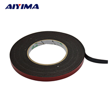 AIYIMA 10M Double-sided Acrylic Foam Adhesive Tape Automotive Strong Permanent Acrylic 5MM-50MM for Architectural decoration car