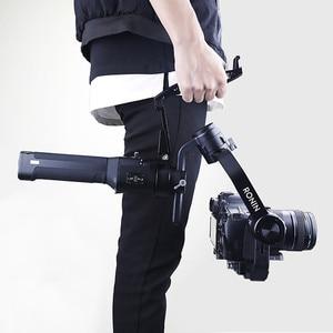 Image 5 - Gimbal Accessories Inverted Handle Sling Grip Neck Ring Mounting Extension Arm for DJI Ronin S Zhiyun Crane 2/Crane Plus AK2000