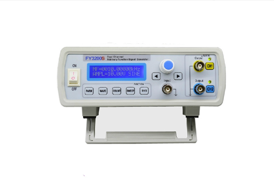 6MHz Dual-channel Arbitrary Waveform DDS Function Signal Generator FY3206S bosch pws 750 115
