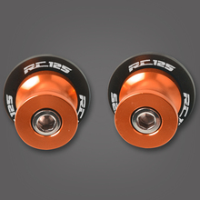 New Arrival For KTM RC125 125Duke 2013 2014 2015 2016 2017 Motorcycle Accessories CNC M10 Swingarm Spools Stand Screws Slider