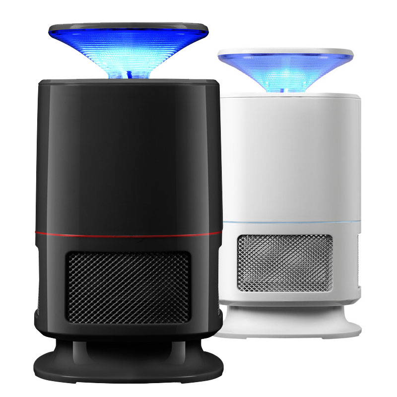 Smart LED UV Light Mosquito Killer Lamp Mosquito Repellent Mosquito Trap Fly Trap <font><b>Pest</b></font> Control Tools Fly-Killer Light Decoration