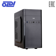 Компьютер Oldi Office 100 (0556452) celeron J1800/DDR3 2 ГБ/SSD 120 ГБ/400 BT/No OS