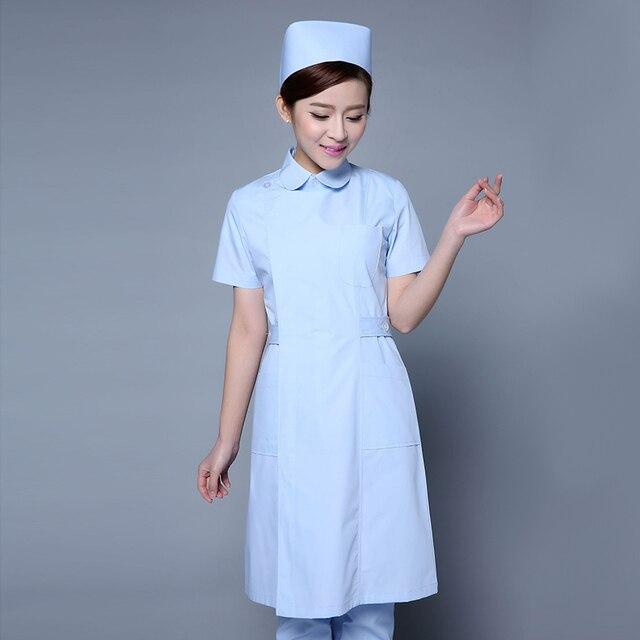 1d80f4c0e12 3 Color Nurse Clothing Doctor Clothing Work Wear Medical Uniforms Nurse  Uniform Pharmacies Beautician