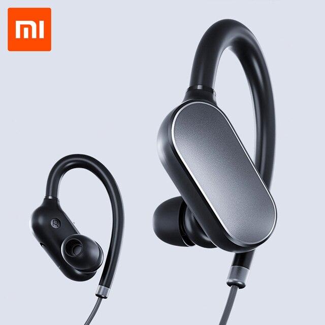 26b126d69c6 Original Xiaomi Mi Sports Bluetooth Headset Bluetooth 4.1 Music Earbuds Mic  IPX4 Waterproof Wireless Earphones for Xiaomi Mi6