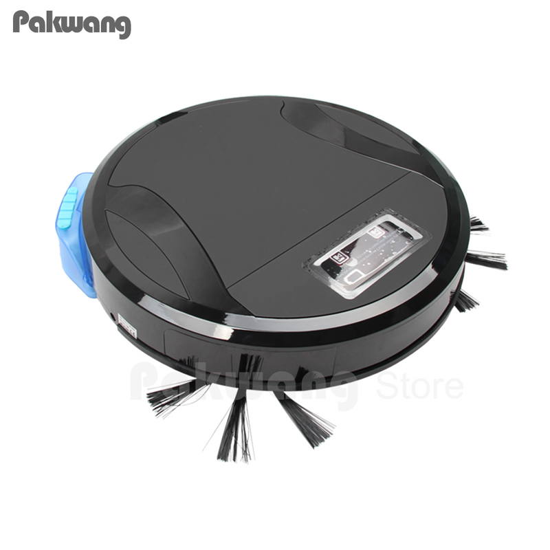 PAKWANG 330C Smart Robot Vacuum Cleaner Cleaning Sweep Mopping For Pet Hair Hard Floor цена и фото