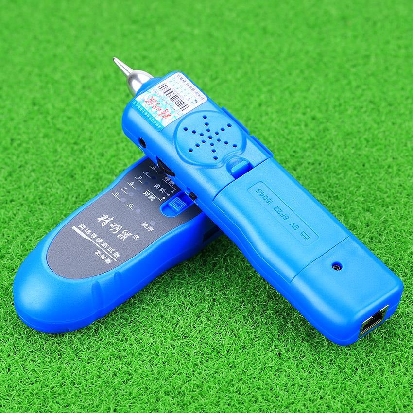 KELUSHI 2018 réseau RJ11 RJ45 lan fil tracker localisateur de défaut et testeur de câble LAN testeur de câble NF-801B - 3