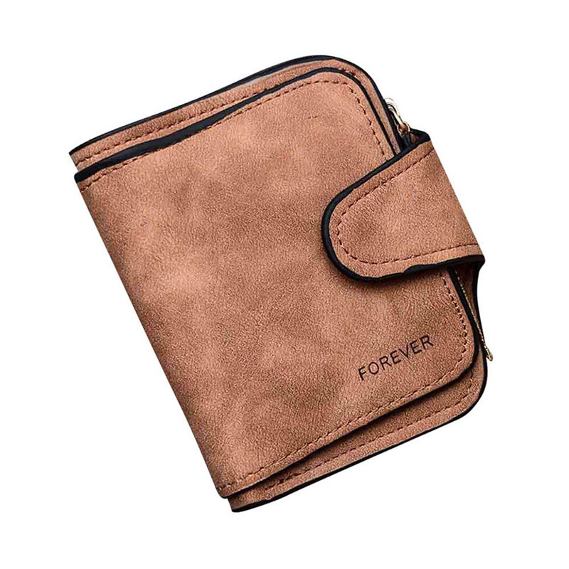 Hot Sale Retro Wallet Women Zipper Hasp Coin Purse Short Wallet Card Holders dollar price women wallets portefeuille femme Lucky 2016 new hot sell men wallets hasp short solid color mini wallet male waist hook design dollar price photo holder