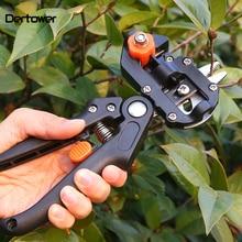 Pfropfen Maschine Garten Werkzeuge Mit 2 Klingen Obst Baum Pfropfen Werkzeuge Elektroschere Schere Gartenarbeit Werkzeug Schneiden Pruner