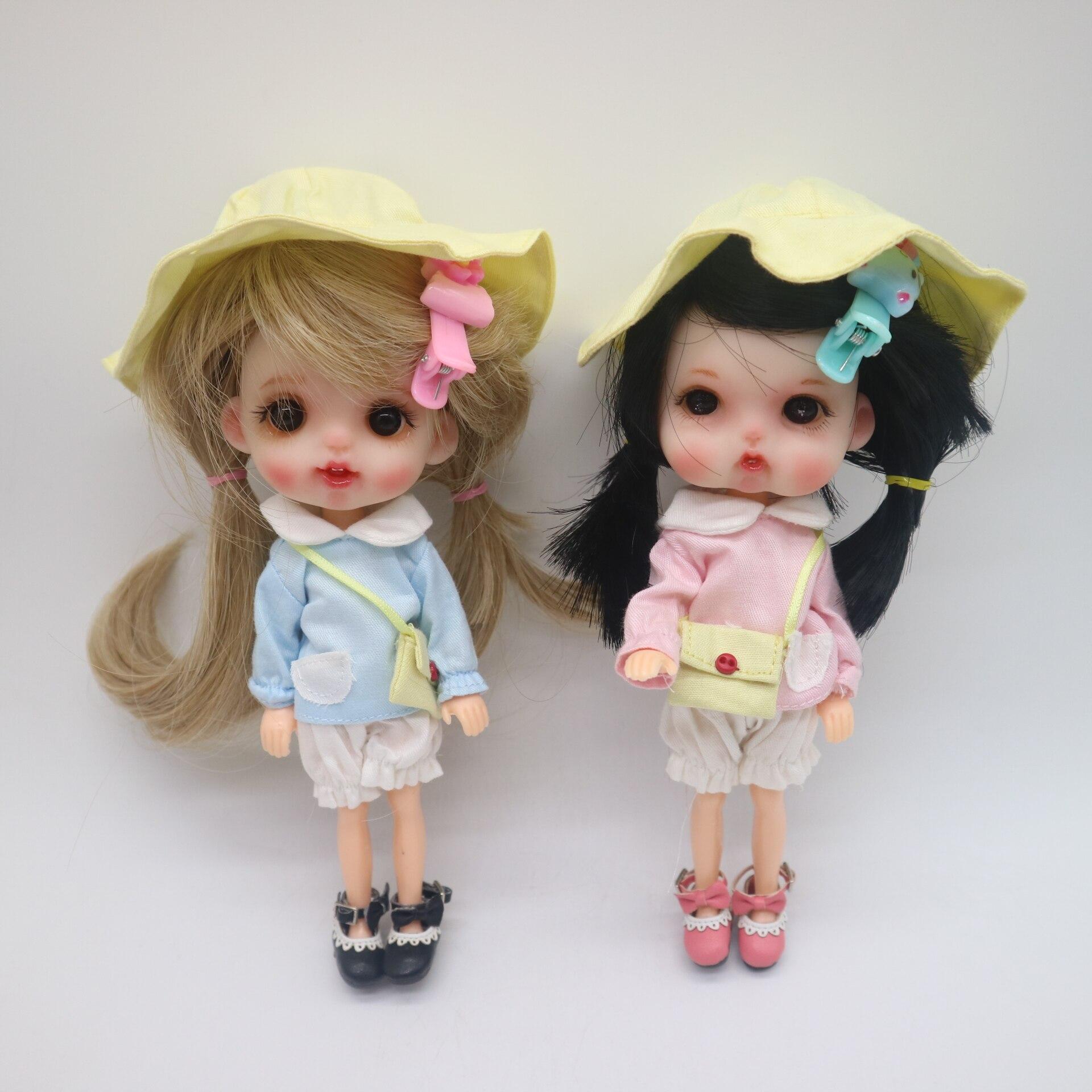 OB11 poupée à la main personnalisation poupées Mini poupée 20190518-in Poupées from Jeux et loisirs    2