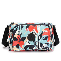 Designer shoulder travel beach bag Women waterproof nylon Handbags crossbody bag Female fashion Messenger bags purse sac a main