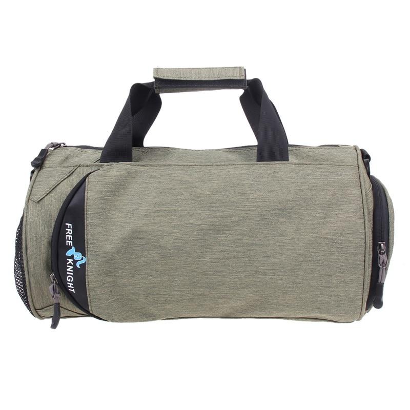 Водонепроницаемый Тренажерный Зал Сумка спортивная Сумочка Для женщин Для мужчин Фитнес Открытый Сумка 20-35L Ёмкость многофункциональная сумка