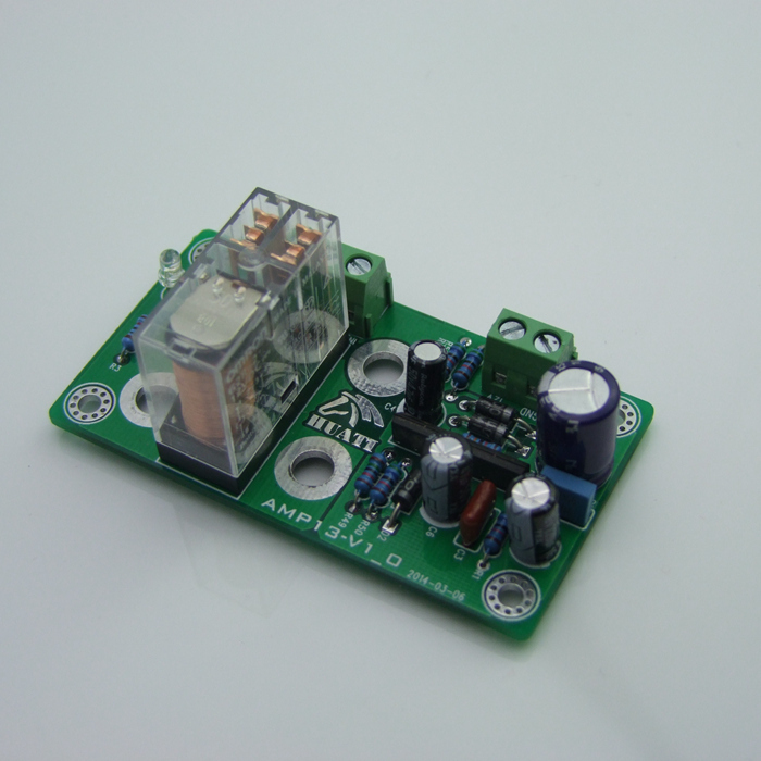 Amplifier Output Protection M3886 TLDA7293 7294P UPC1237 amplifier output speaker protection