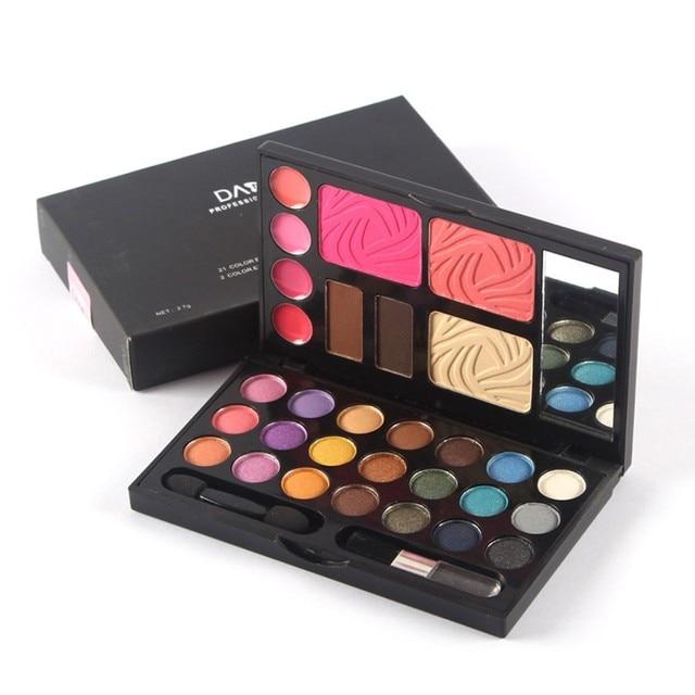 LKE Makeup 33 in 1 Tool Kit