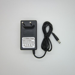 1PC 100 V-240 V 12.6 V 2A 18650 Lithium Battery Charger 12 V Adaptor Daya DC 5.5*2.1 Mm Power Supply 12.6 V 2 Gratis Pengiriman