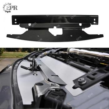 For Mazda MX5 NB FRP Fiber Glass Cooling Panel Slam Radiator Cover Inner Kit MX5 Tuning Part For MX5 NB Fiberglass Cooling Cover