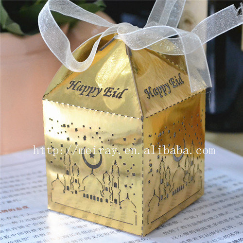 Amazing cute eid gifts packaging eid party decorations for muslim amazing cute eid gifts packaging eid party decorations for muslim laser cut eid mubarak candy box in gift bags wrapping supplies from home garden on negle Images