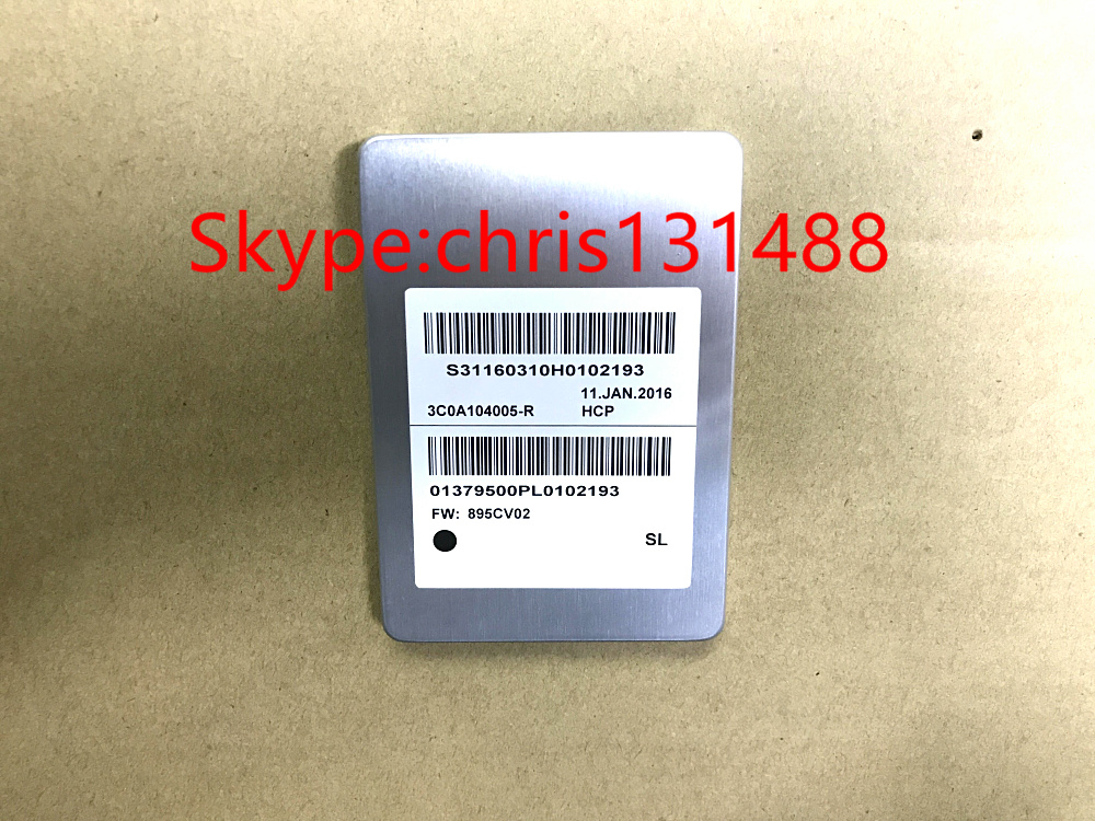Free shipping SSD Hard Disk drive 30GB For V W Volkwagen RNS510 toyota Car HDD navigation