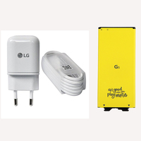 Original LG EU Plug Fast Travel Wall Charger With Type C USB Date Cable For LG