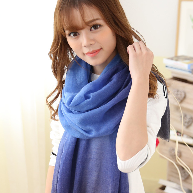 2017 New Fashion Winter Cotton Scarf
