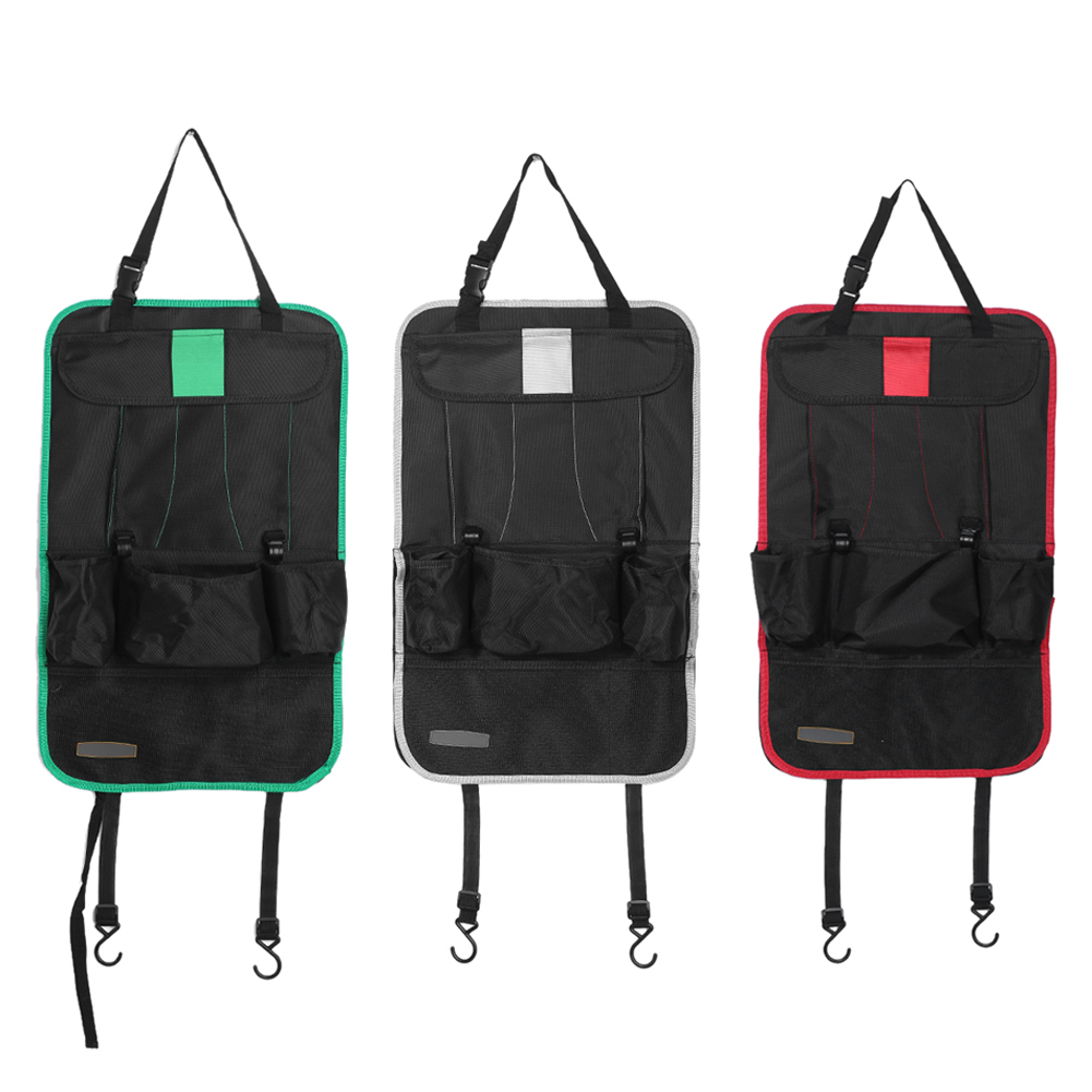 Car Auto Seat Back Bag Organizer Holder Multi Pocket Travel Storage Hanging Bag Diaper Bag