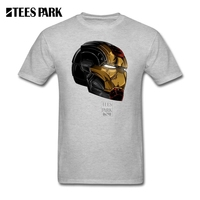 Men S Iron Man Lego Marvel T Shirt Movie Theme 3D Printed Robot Tee Slim Fit