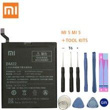 Xiao Mi Original Phone Battery BM22 for Xiaomi Mi 5 Mi5 M5 3000mAh High Quality Replacement Battery Retail Package Free Tools xiao mi xiaomi bm22 phone battery for xiao mi5 prime mi 5 m5 prime bm22 2910mah original phone battery tool