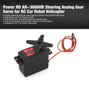 Power HD AR-3606HB 6.7kg Steer