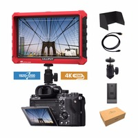 Lilliput A7s 7 inch 1920x1200 DSLR camera field monitor for Sony A7 A7R A7S II for Canon
