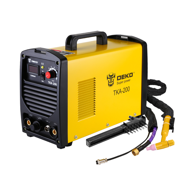 200A 5.8KVA IP21S Inverter Arc TIG 2 IN 1 Electric Welding Machine MMA Welder for Soldering Working