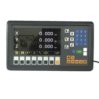 New Easson ES 12C 3 axis digital readout 110V 220V milling lathe 3 axis DRO digital display controller for lathe milling machine