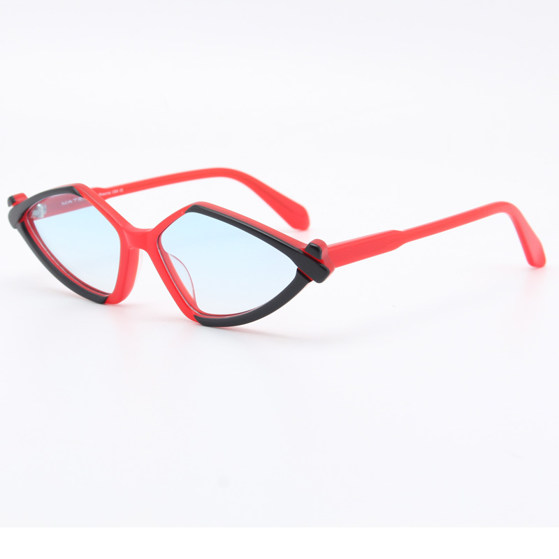8bd013299ade Fashion female sunglasses acetate eyeglasses M2866-in Sunglasses from  Apparel Accessories on Aliexpress.com